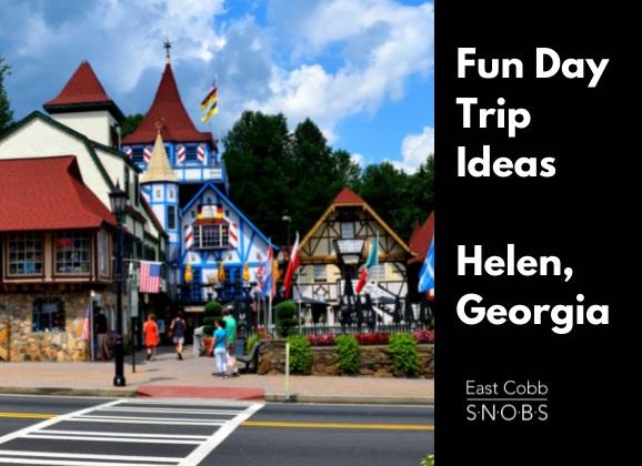 A day trip to Helen GA.